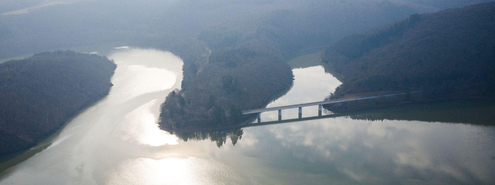 Mit dem neuen Schutzzonenkonzept soll die Wasserqualität des Stausees erhalten bleiben.