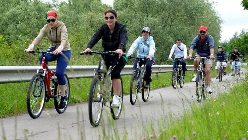 3334 Mal wurden in der vergangenen Saison Fahrräder ausgeliehen.