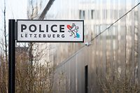 Lokales,  Inauguration du nouveau commissariat, Kommissariat de Police au Kirchberg, Foto: Chris Karaba/Luxemburger Wort