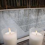 Memorial do Holocausto francês vandalizado com mensagem pró-uigur