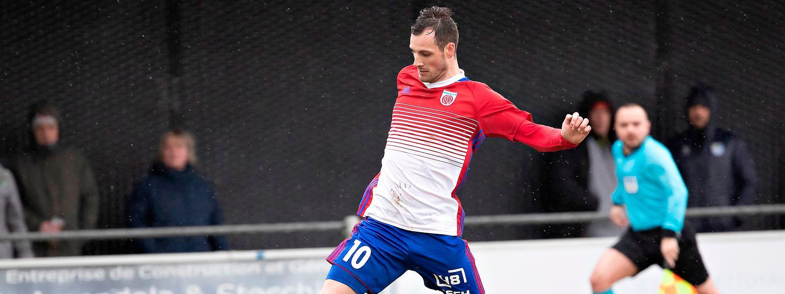 Stefano Bensi a inscrit un but capital dans la course au titre. Le Fola a battu le Titus Pétange 1-0.