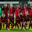 Mannschaftsfoto / Fussball Uefa Nations League, 1. Spieltag League D  Saison 2018-2019 / 08.09.2018 / Luxemburg - Moldawien / Stade Josy Barthel / Foto: Yann Hellers