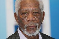 Auch US-Schauspieler Morgan Freeman sieht sich Belästigungsvorwürfen ausgesetzt.
