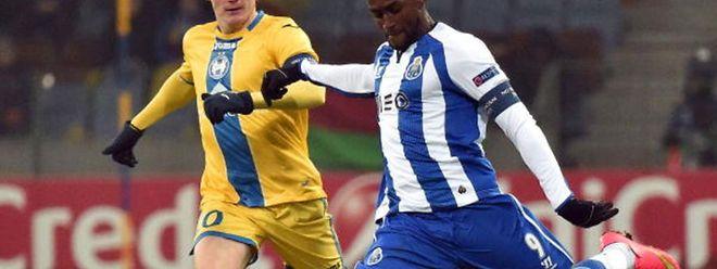 Jackson Martinez é o grande trunfo do FC Porto em Basileia