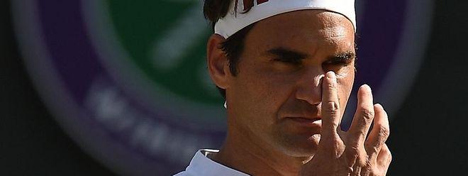 Coup de tonnerre à Wimbledon, Roger Federer a été battu par Kevin Anderson.
