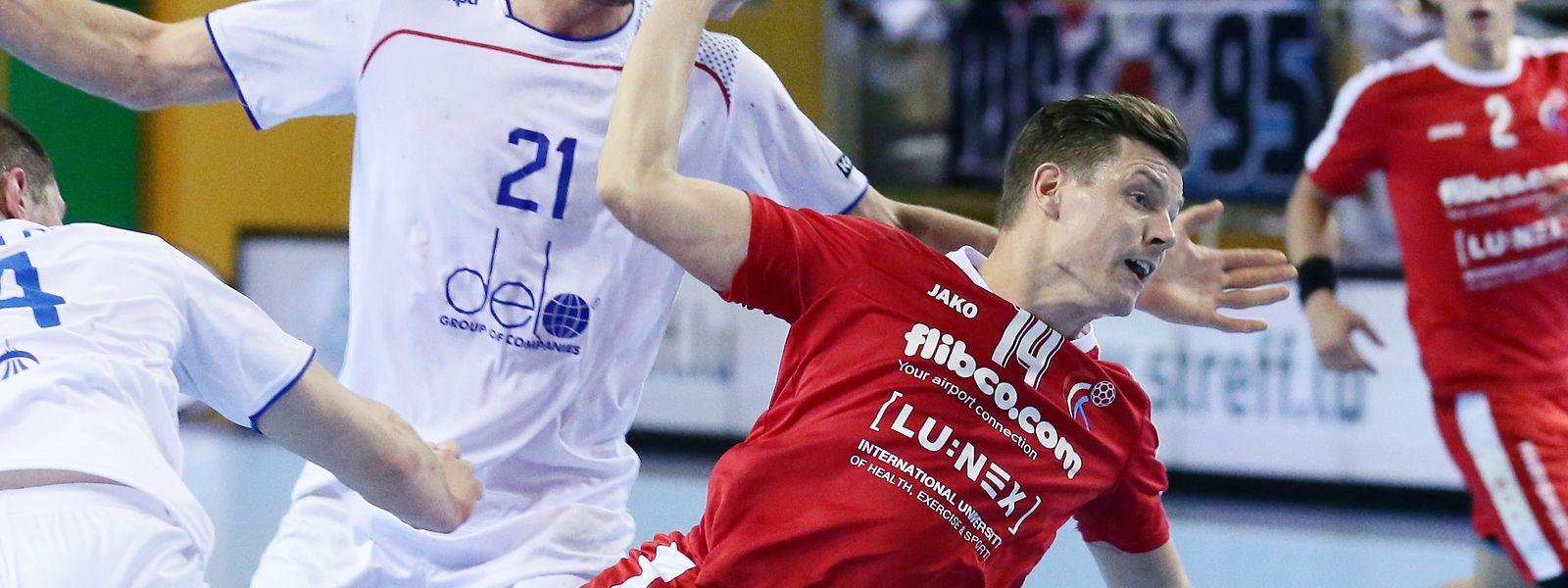 Christian Boch und Co. überzeugten in beiden Spielen gegen Russland.