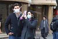 «Les personnes qui ne présentent aucun des symptômes du coronavirus ne sont pas considérées comme suspectes», explique la ministre de la Santé, Paulette Lenert