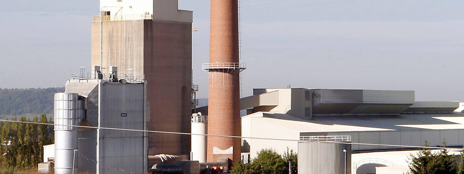 """Der Glasofen in Niederkerschen erreicht in zwei Jahren sein """"Lebensende"""": Insgesamt arbeiten an den zwei Produktionsstätten in Luxemburg derzeit 453 Mitarbeiter."""