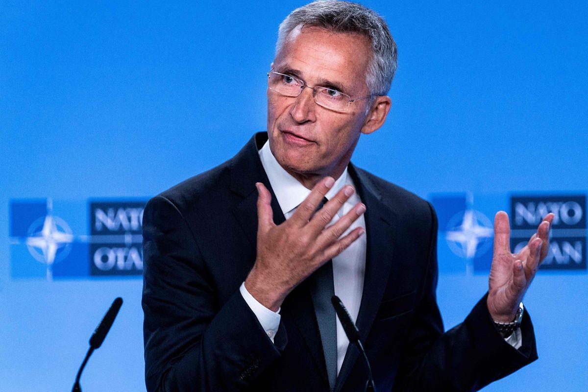 Nato-Generalsekretär Jens Stoltenberg hält das Angebot von Russland für nicht glaubwürdig.