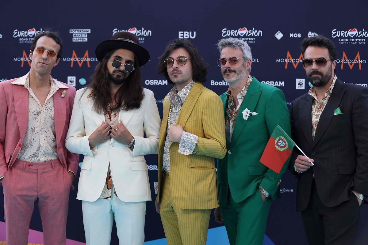 Tatanka e Black Mamba representam Portugal.