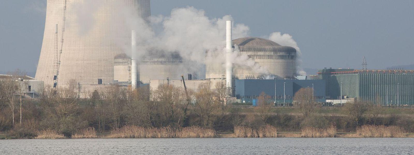 La centrale nucléaire de Cattenom a arrêté son unité de production n°1, les 10 et 11 mai derniers, pour cause de maintenance.