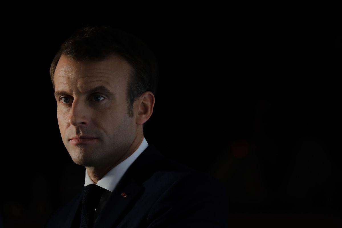 Macron war bei dem Treffen hinter den Kulissen aktiv, um noch mehr Zusagen zu erhalten.
