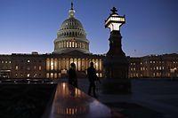 Le Sénat abrite le procès de destitution de Donald Trump