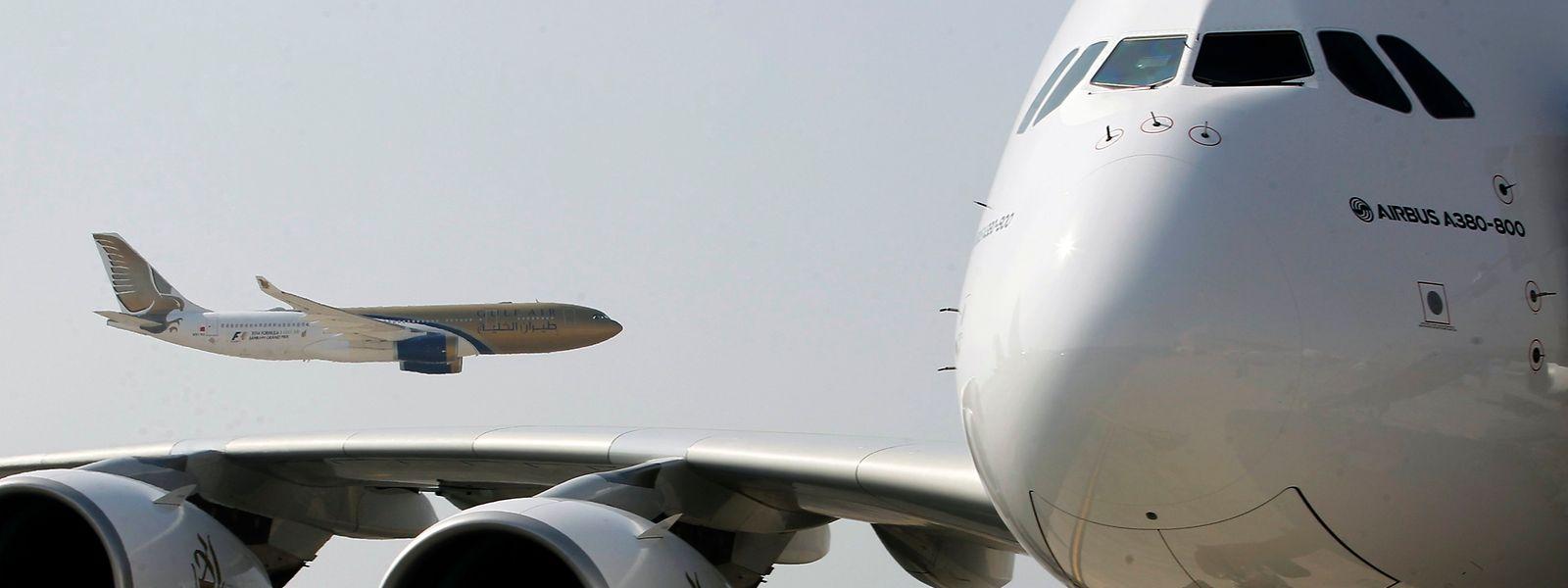 Obwohl die Welthandelsorganisation (WTO) beim US-Flugzeugbauer Boeing verbotene Subventionen sieht, droht Washington der EU mit Strafzöllen.