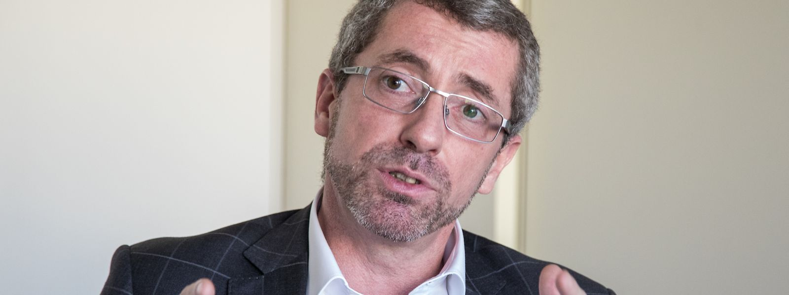 Der Europaabgeordnete Frank Engel hat Interesse am CSV-Vorsitz.