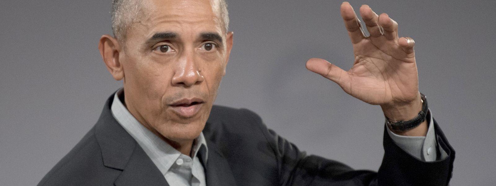 Nach der offenbar rassistisch motivierten Bluttat in Texas hat Obama eine von manchen Politikern genutzte Sprache der Angst und des Hasses verurteilt.