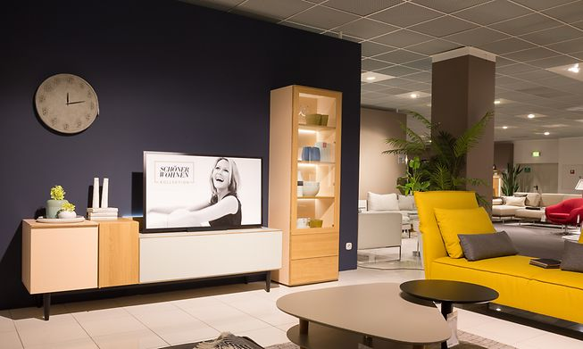 There are many high-end designer furnishing stores in Luxembourg, but if all else fails, IKEA Arlon is a good one-stop shop for beds, sofas and utensils