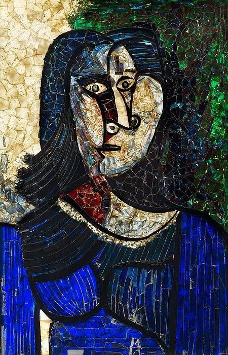Das Mosaik, bis zu seinem Tod im Besitz von Pablo Picasso, befindet sich heute in Luxemburg - und soll demnächst in Köln versteigert werden.
