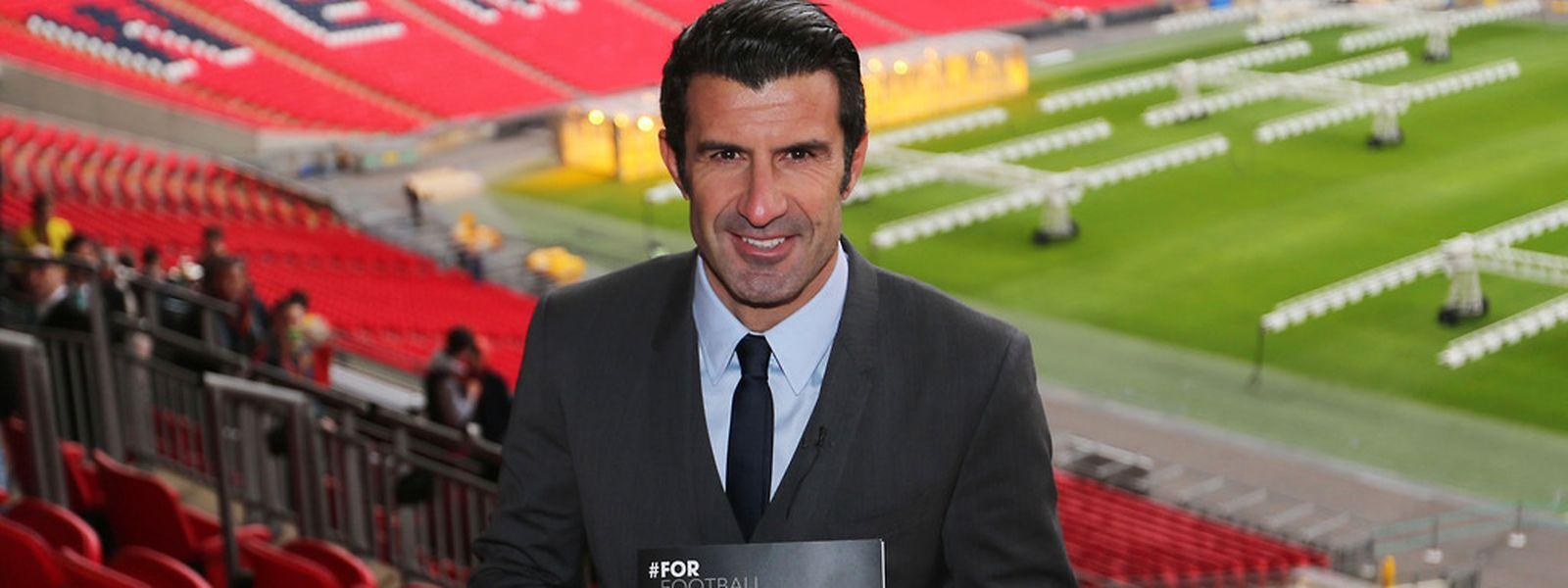 Fifo apresentou a sua candidatura no mítico estádio do Wembley