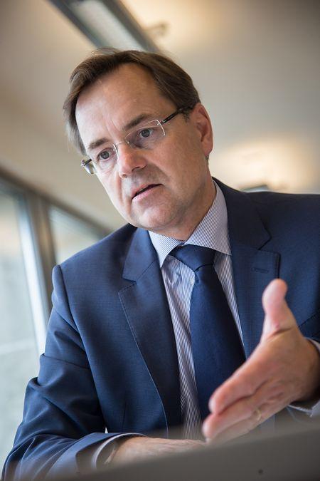 Georges Metz, directeur du SNJ.
