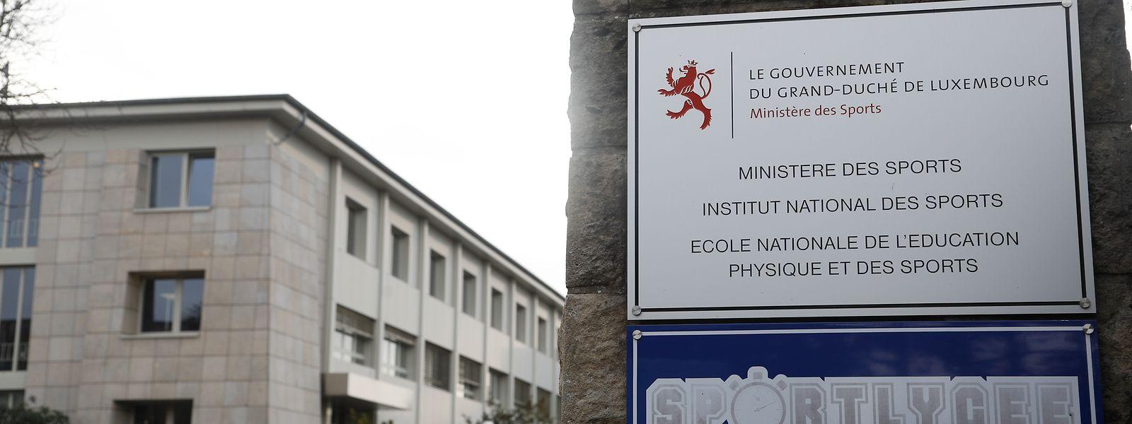 Im Falle der nationalen Sportschule ENEPS ist Sportminister Dan Kersch bereit, seinen Gesetzentwurf anzupassen.