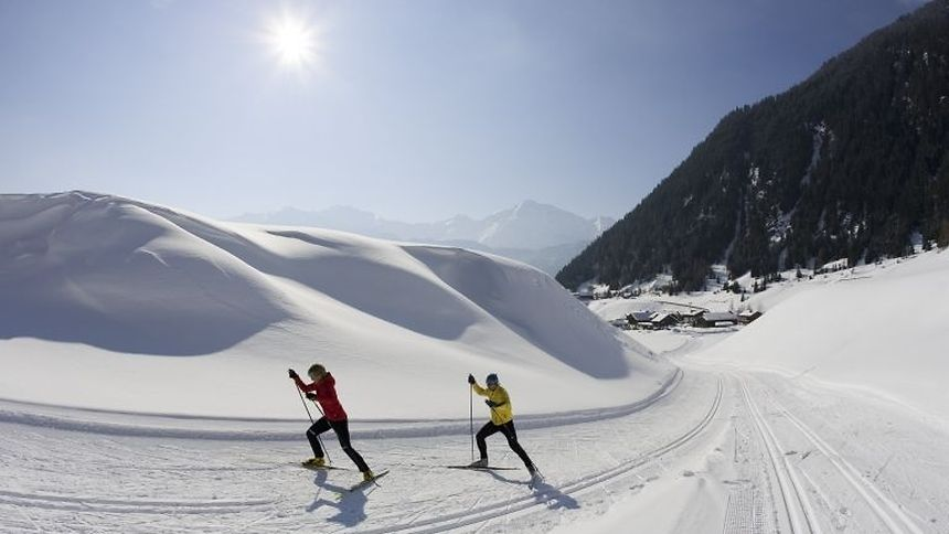 Cross-country skiing can burn up to 974 calories per hour on uphill slopes.