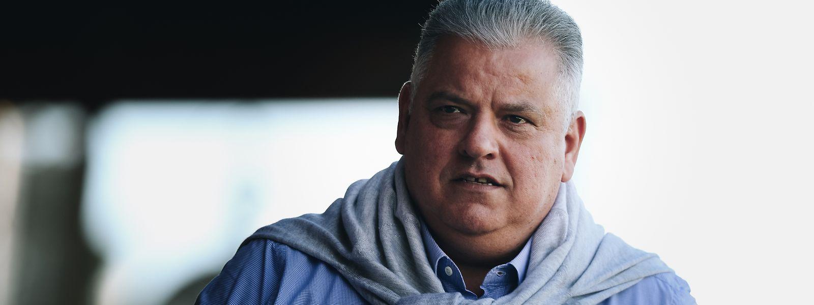 """Flavio Becca: """"Ich bin der Auffassung, dass wir nun nicht alles von einem Spiel abhängig machen sollen."""""""