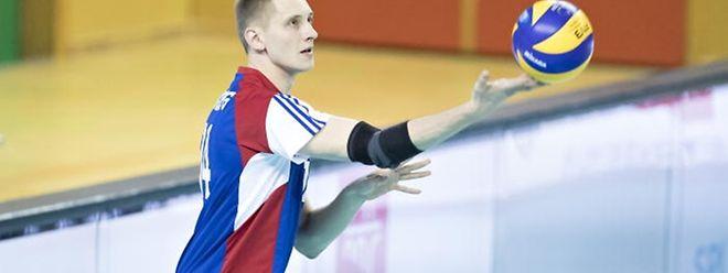 """Chris Zuidberg: """"Bühl passt sehr gut zu meinen persönlichen Zielen und dem Einstieg als Sportsoldat in Luxemburg:"""""""