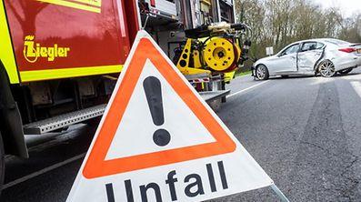 2016 waren Feuerwehr- und Rettungskräfte bei 2076 Verkehrsunfällen im Einsatz.