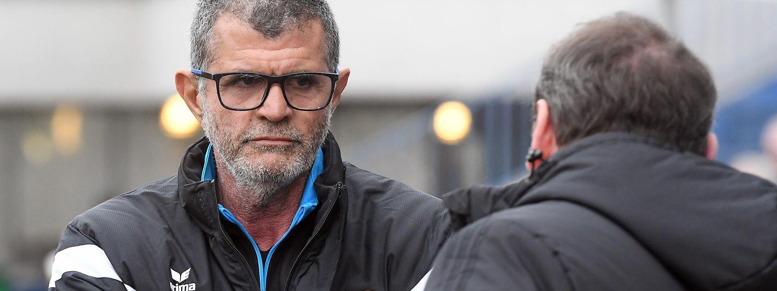 Baltemar Brito ist nicht mehr Coach bei Titus Petingen.