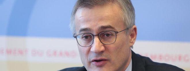 Felix Braz, ministre de la Justice: «Il n'y a pas eu de réunion de crise en raison de problèmes à la Cour grand-ducale».