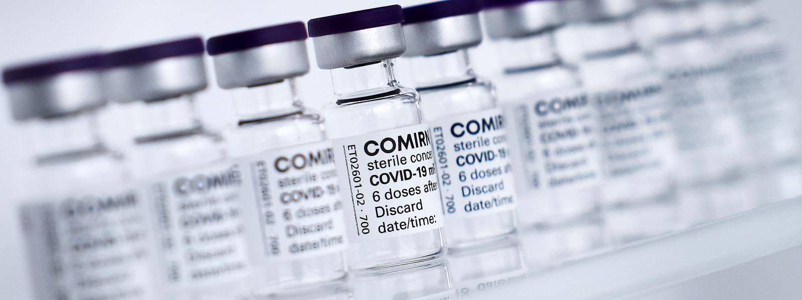 Für die Prüfung von Zulassungsanträgen für Corona-Impfstoffe braucht die EMA in der Regel wenige Wochen.