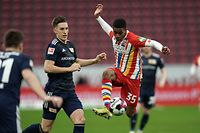Leandro Barreiro FSV Mainz 05 - 1. FC Union Berlin Deutschland Bundesliga / Foto: dpa