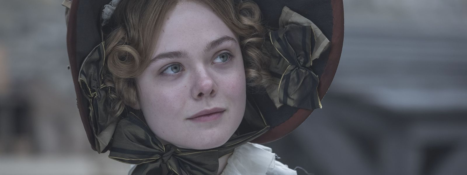 Elle Fanning in der Rolle der Mary Shelley.