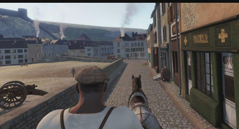 Une visite guidée en VR et AR est proposée par l'office du tourisme