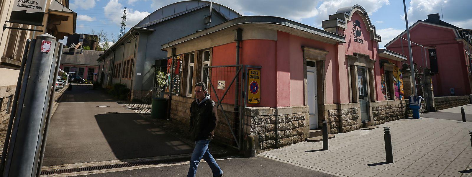 La Kulturfabrik reprend petit à petit ses activités, privée de spectacles en tout cas depuis la mi-mars.
