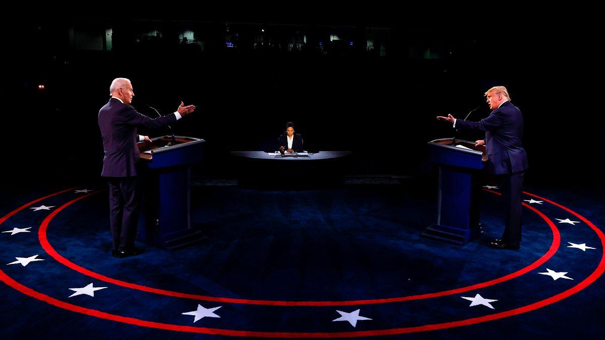 Der eindeutige Sieger im zweiten TV-Duell zwischen Donald Trump und Joe Biden ist zweifelslos die Debattenkultur.