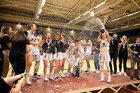 T71 / Basketball, Total League Frauen, Drittes Finalspiel, T71 - Residence / 05.06.2021 / Duedelingen / Foto: Christian Kemp