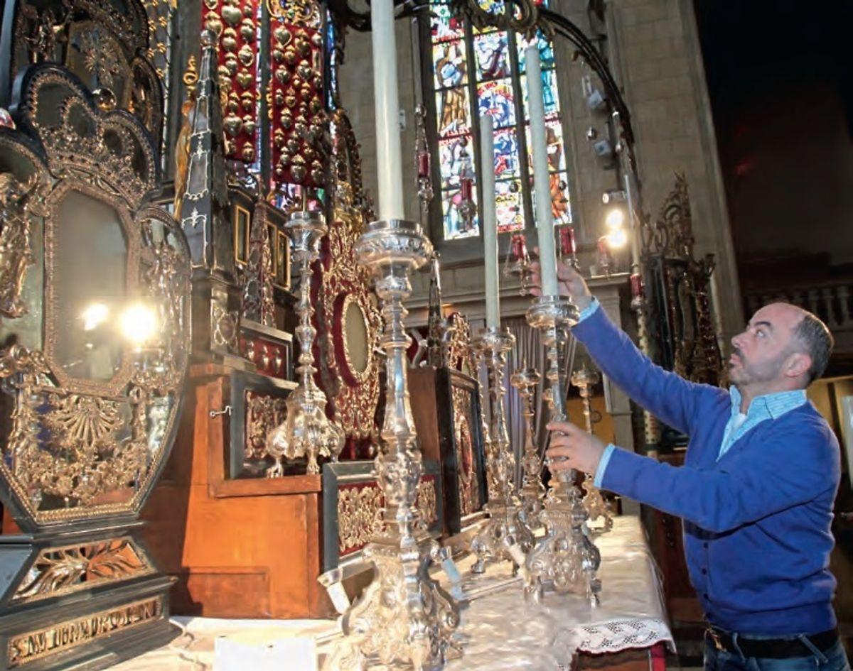 Auch der Küsterdienst wird, wenn er nicht ehrenamtlich erfolgt, von der Kirchenfabrik entlohnt. Was die hauptstädtische Kathedrale (im Bild) angeht, sieht die Konvention aber ein besonderes Statut vor.