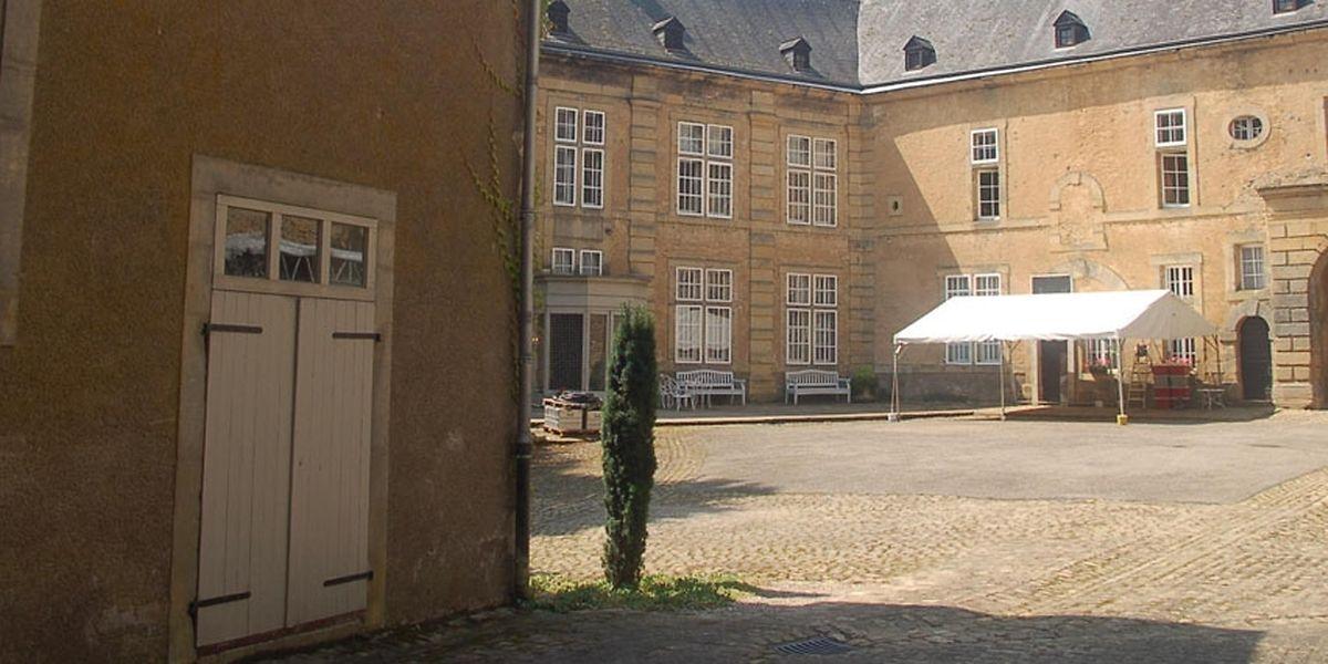 """Das """"neue"""" Beforter Schloss wurde Mitte des 17. Jahrhunderts erbaut."""