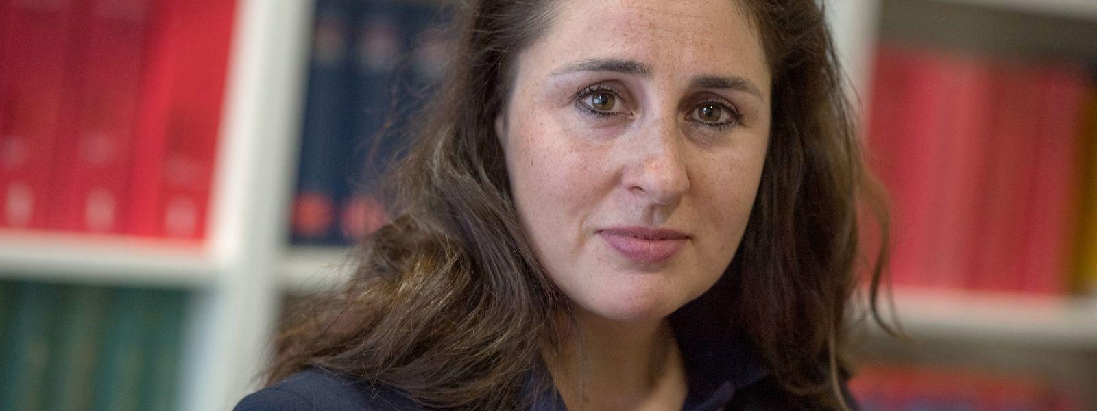 Die Anwältin Seda Basay-Yildiz hat Drohungen aus rechtsradikalen Kreisen erhalten.