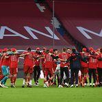 Bayern Munique campeão alemão pela nona vez consecutiva
