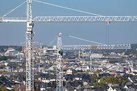 Das Bauland in Luxemburg ist fast ausschließlich in privater Hand.