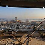 Beirute. O nitrato de amónio que explodiu tinha como destino Moçambique