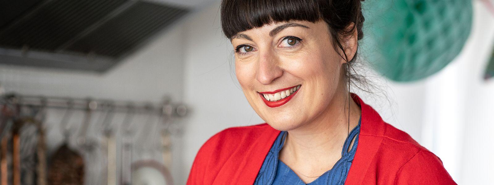 Anne Faber ist kein Fan von aufwendiger Küche. Lecker und praktisch soll es sein.