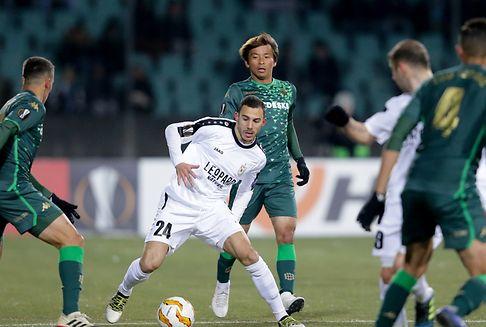 Europa League: F91 holt einen Punkt