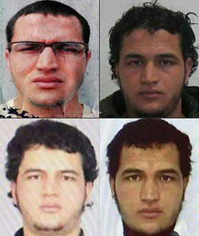 Anis Amri,Tunisien de 24 ans, soupçonné d'être le conducteur du camion meurtrier, est activement recherché par la police allemande et dans toute l'Europe.