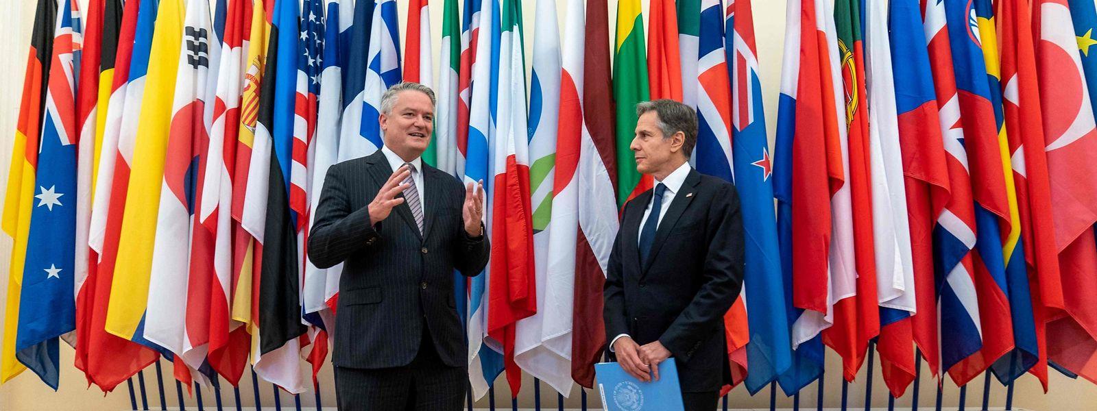 «Cet ensemble de mesures historiques garantira que les grandes entreprises multinationales paient leur juste part d'impôts partout dans le monde», a déclaré Mathias Cormann, le secrétaire général de l'OCDE.
