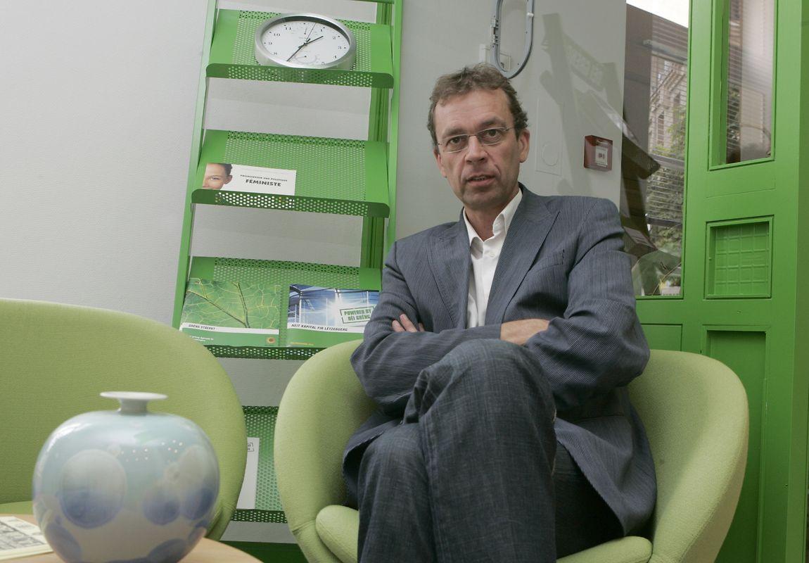1990. Camille Gira devient pour la première fois bourgmestre de Beckerich. Il le restera jusque fin 2013.