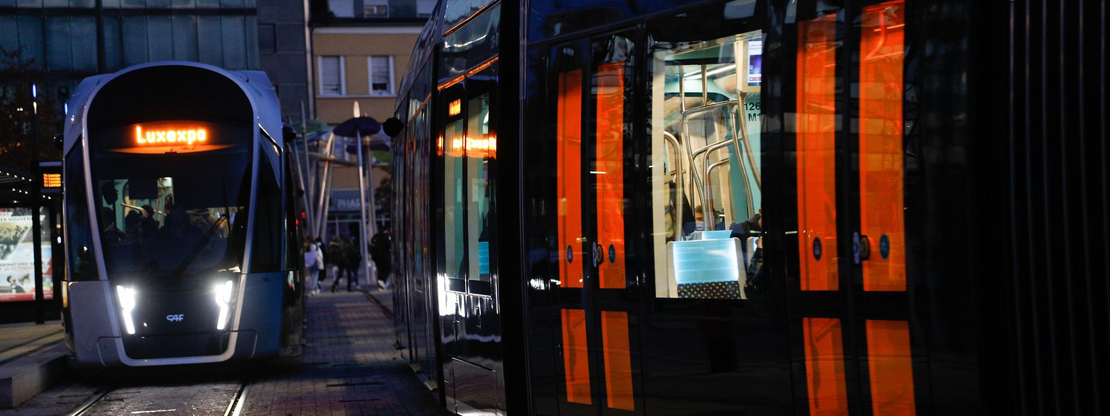 Verschiedene Verkehrsteilnehmer, unterschiedliche Bedürfnisse: Alltag in der Hauptstadt.